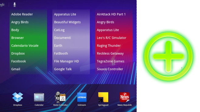 Launcher Plus Widget (1,49 Euro) © PixoAndroid