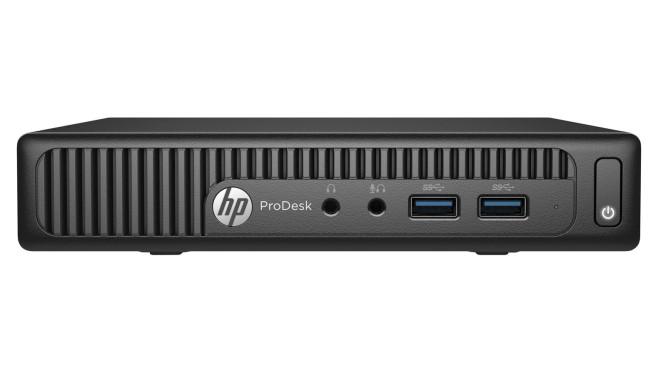 Hewlett-Packard HP ProDesk 400 G2 (W4A87EA) ©Hewlett-Packard