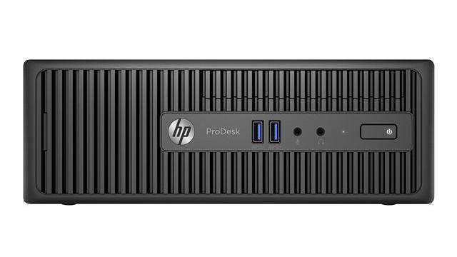 Hewlett-Packard HP ProDesk 400 G3 SFF (X3K75ES) ©Hewlett-Packard