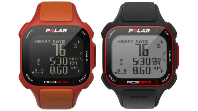 Polar RC3 GPS © Polar