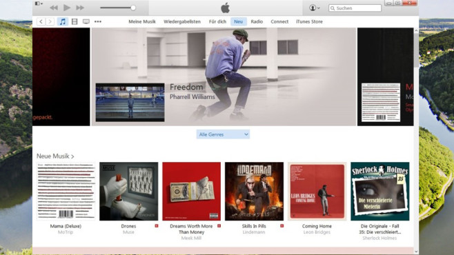 iTunes ©COMPUTER BILD
