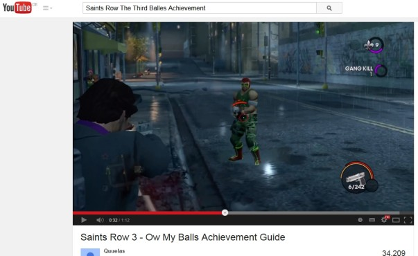 Saints Row – The Third © THQ