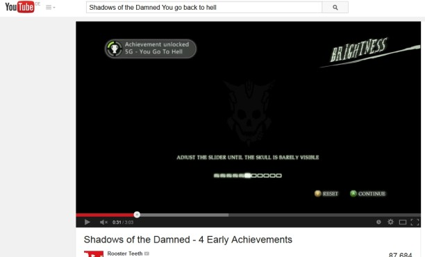 Shadows of the Damned © Electronic Arts