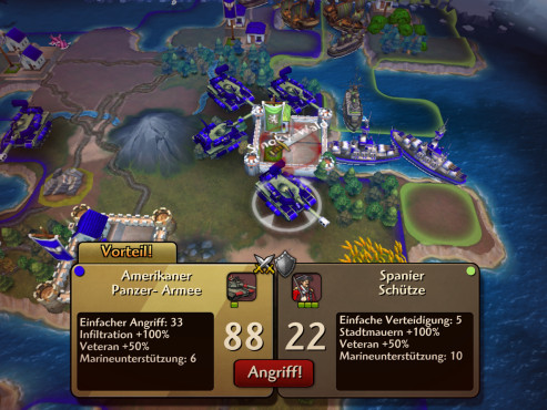 Civilization Revolution 2 © 2K Games