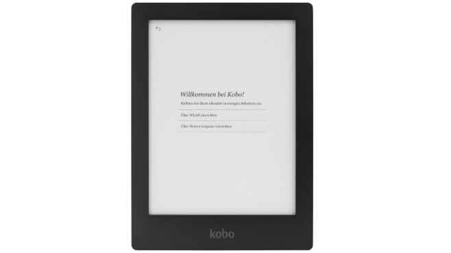 Platz 2 (eBook-Reader): Kobo Aura HD © Kobo