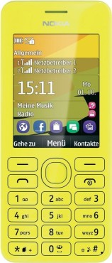 Nokia Asha 206 Dual SIM ©Nokia