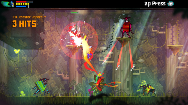 Guacamelee – Super Championship Edition © Drinkbox Studios