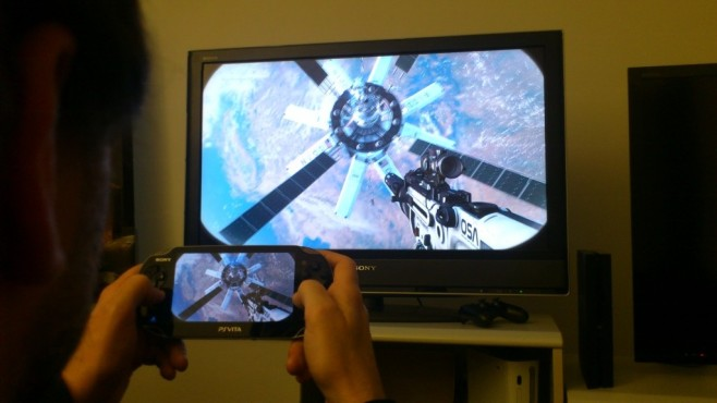 Remote Play © Pavel Girard