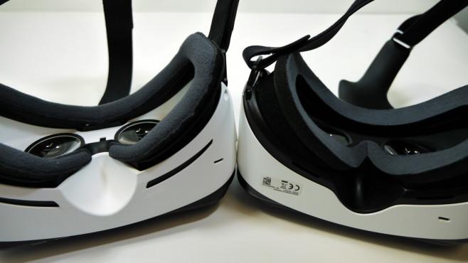 Samsung Gear VR: Vergleich ©COMPUTER BILD