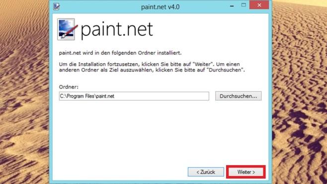 Paint.NET installieren: So funktioniert es ©COMPUTER BILD