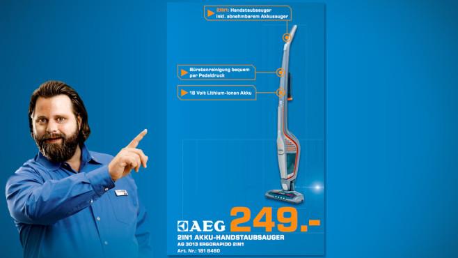 AEG AG 3013 ©Saturn