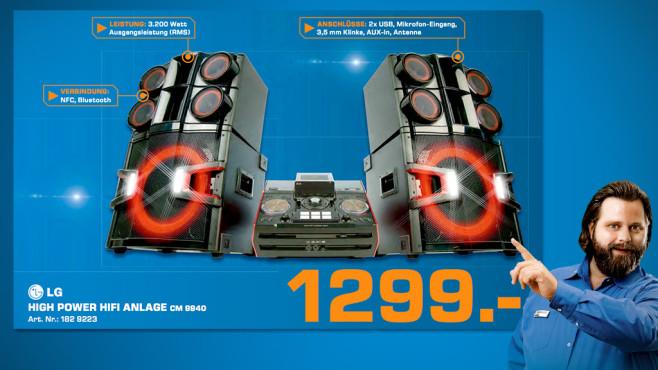 LG CM9940 ©Saturn