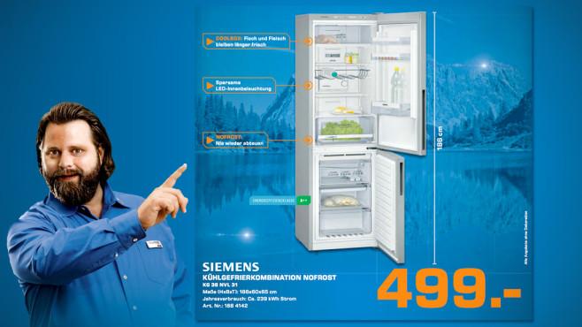 Siemens KG36NVL31 ©Saturn