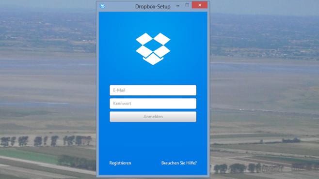 Dropbox: Speicherplatz einfach erweitern ©COMPUTER BILD