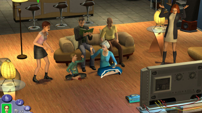 Die Sims 2: Kostenlos © Electronic Arts