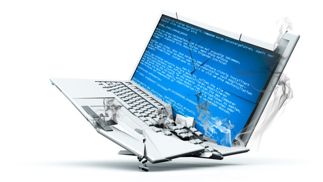 Windows 7 und 8: So beseitigen Sie Bluescreen-Probleme Das Horror-Szenario eines jeden Nutzers: Windows stürzt ab und zeigt nur noch den Bluescreen. ©Marcus-Kretschmar---Fotolia.com
