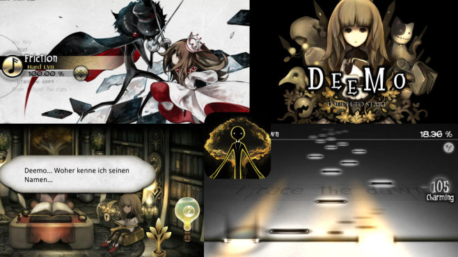 Deemo © Rayark Inc.