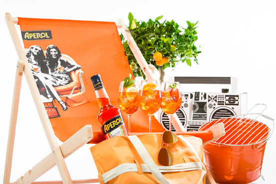 Tagespreis vom 2. August 2014: 2 x Aperol Summer Package © Aperol