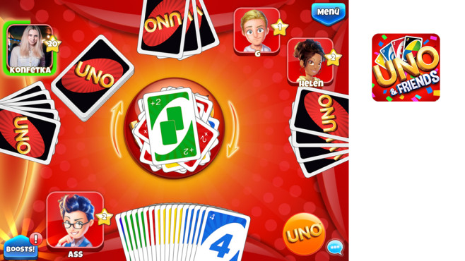 Uno & Friends © Gameloft