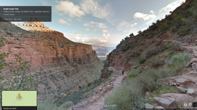USA – Grand Canyon © Google