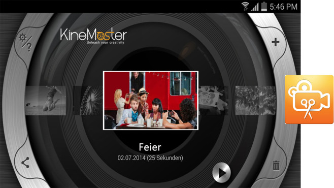 KineMaster – Video Editor © NexStreaming Corp.