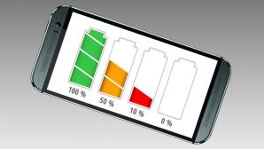Smartphone-Akkus ©HTC, VRD – Fotolia.com