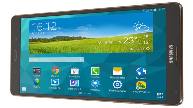 Samsung Galaxy Tab S 8.4 ©Samsung