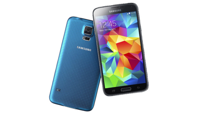 Samsung Galaxy S5 © Media Markt