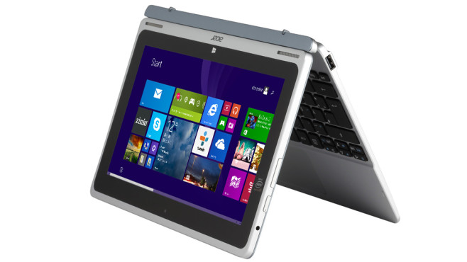 Acer Aspire Switch 10 © COMPUTER BILD