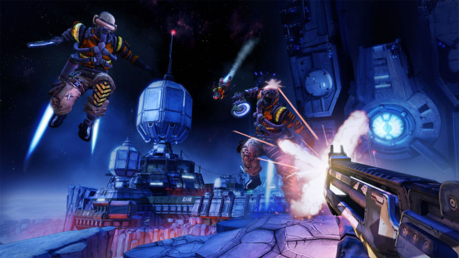 Borderlands – The Pre-Sequel © 2K Games