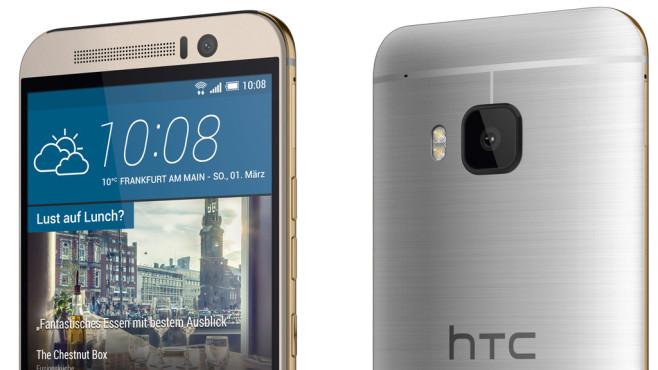 HTC One M9 ©HTC