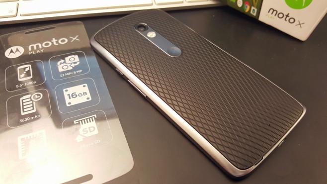 Motorola Moto X Play ©COMPUTER BILD