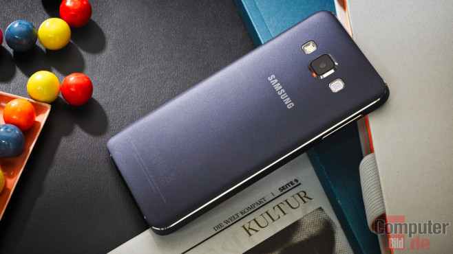 Samsung Galaxy A3 ©COMPUTER BILD
