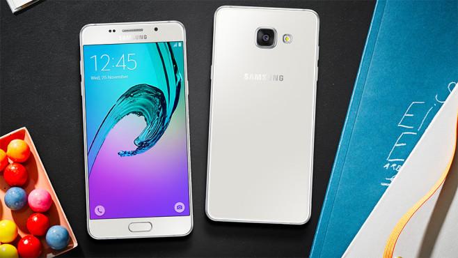 Samsung Galaxy A5 ©Samsung, COMPUTER BILD