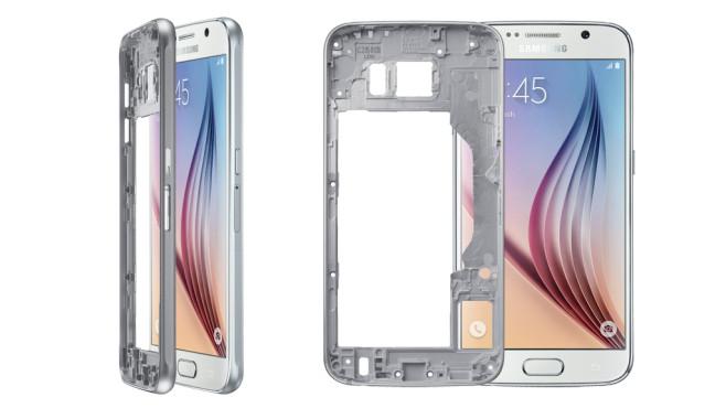 Samsung Galaxy S6 ©Samsung, COMPUTER BILD