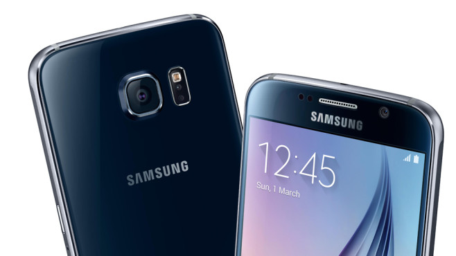 Samsung Galaxy S6 Duos ©Samsung