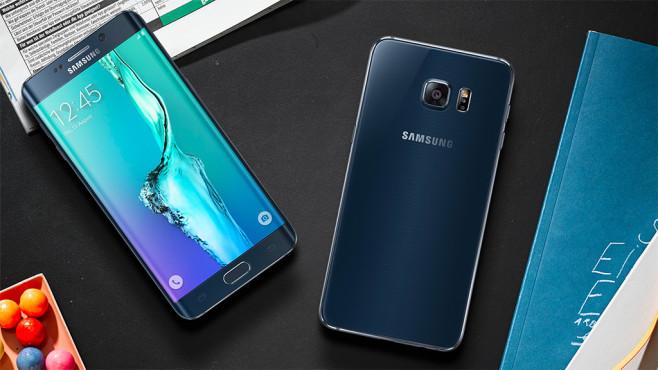 Samsung Galaxy S6 Edge Plus ©Samsung, COMPUTER BILD