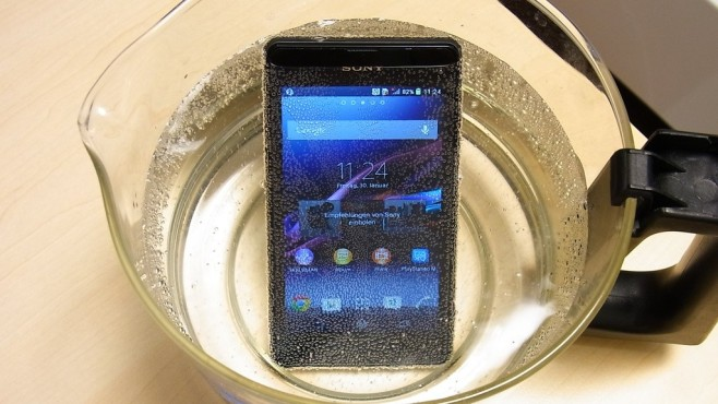 Sony Xperia Z1 Compact ©COMPUTER BILD