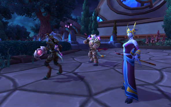 World of Warcraft – Warlords of Draenor ©Activision Blizzard