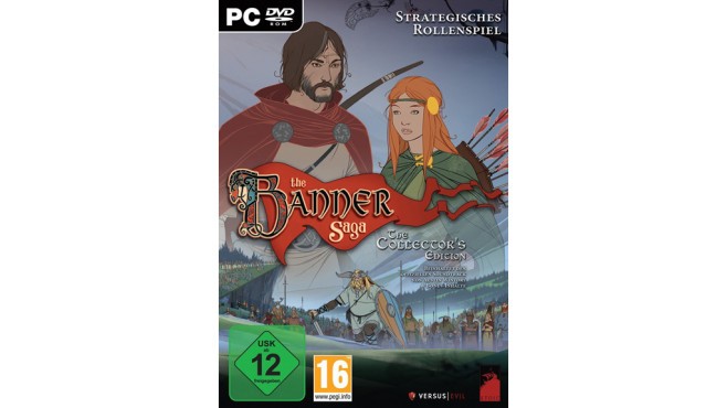 Banner Saga – Collectors Edition © Koch Media GmbH