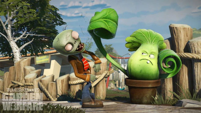 Pflanzen vs Zombies – Garden Warfare © Electronic Arts