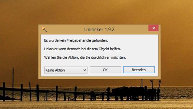 Unlocker: Jede Datei löschen ©COMPUTER BILD