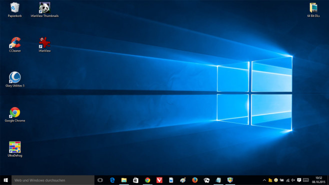 Windows 10 Technical Preview: Neues Betriebssystem ausprobieren © COMPUTER BILD