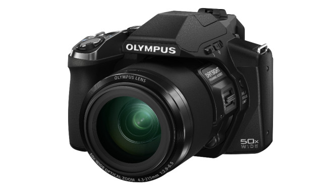 Platz 4: Olympus Stylus SP-100EE ©Olympus