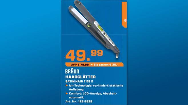 Braun Satin Hair 7 ES 2 ©Saturn