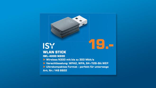 Isy IWL-4000 N300 ©Saturn