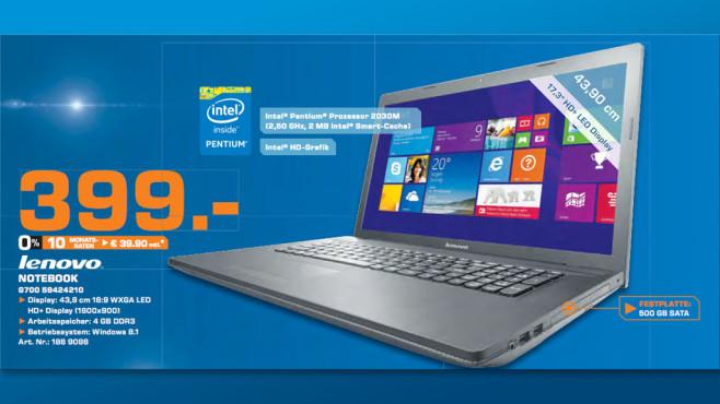 Lenovo G700 59424210 ©Saturn