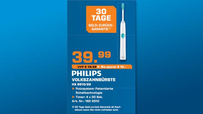 Philips HX 6510/22 ©Saturn