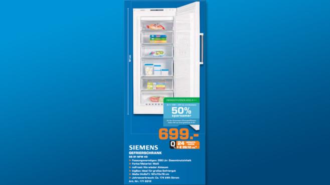 Siemens GS51NFW40 ©Saturn