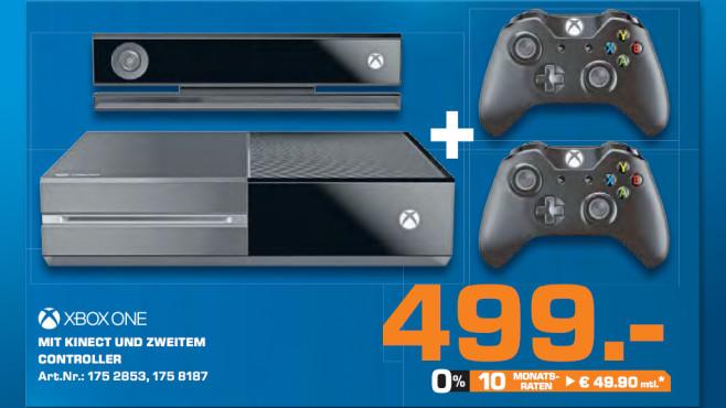 Xbox One ©Saturn